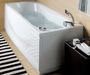 Какую ванну выбрать – стальную, чугунную, или акриловую