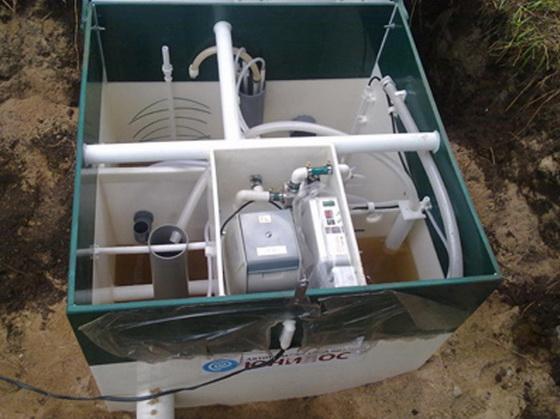 Биостанция в действии