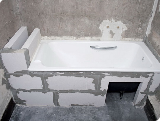 Создание люка для ванной