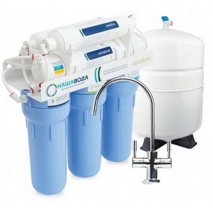 фильтры для водоснабжения