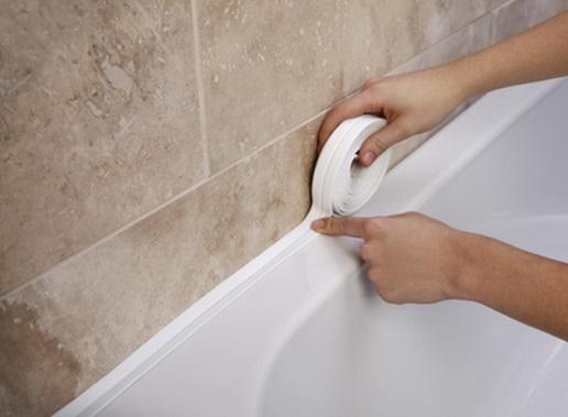 лента для ванны и стен