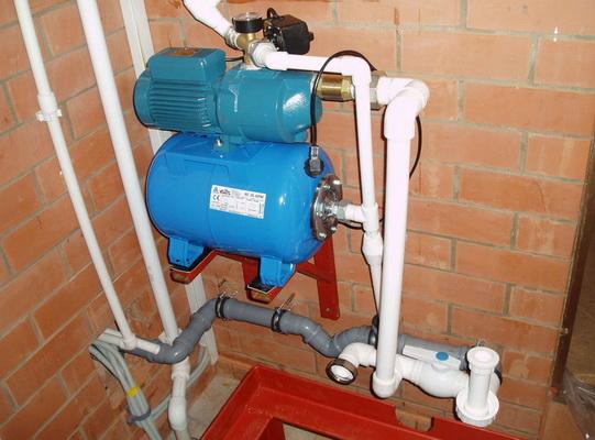 Станция для водоснабжения