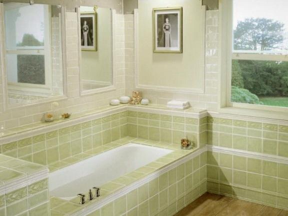 ванная без плесени