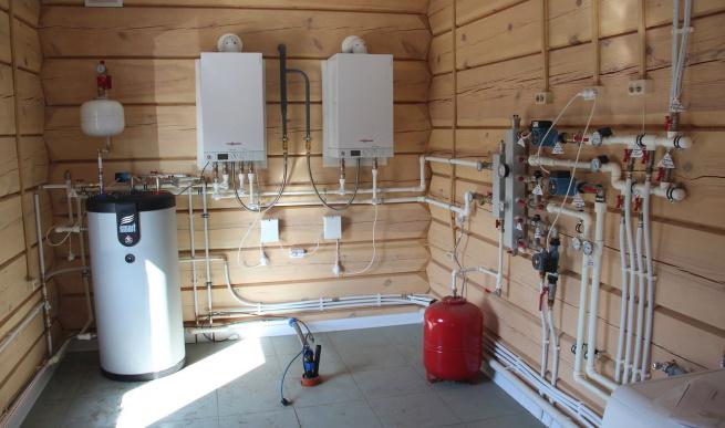 сложная система отопления