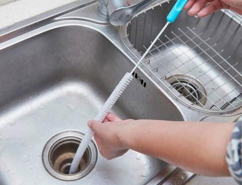 прочистка канализации тросиком