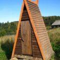 Сделать туалет на дачном участке – простые решения