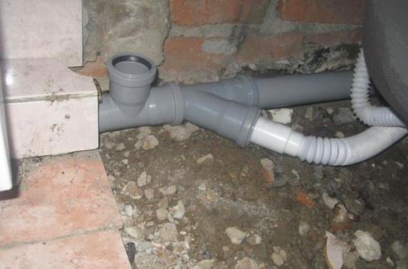 Как подключиться к канализации