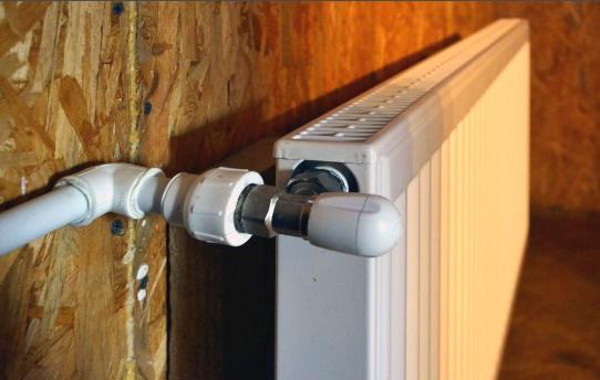 Уголковый кран для радиаторов