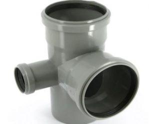 Как состыковать канализационные трубы, какие фитинги применить